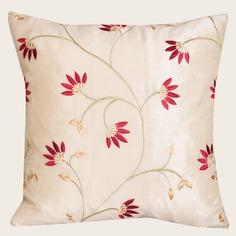 Чехол для подушки с цветочным принтом без наполнителя Shein