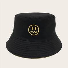 Мужская шляпа с принтом Shein