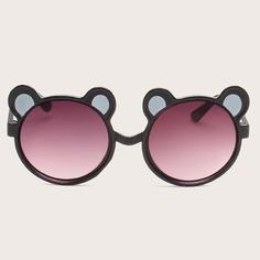 Детские солнечные очки с декором Shein