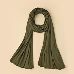 1шт однотонный шарф Shein