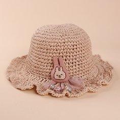 Солнезащитная шляпа для девочек Shein