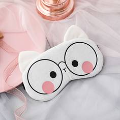 1шт маска для сна с мультипликационным принтом Shein