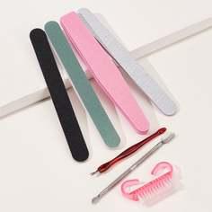 Набор инструментов для маникюра DIY 7шт. Shein