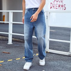 Карман Мужские джинсы Shein