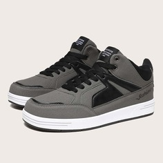 Мужские туфли на шнурках Shein