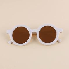 Круглый Детские солнечные очки Shein