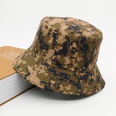 Мужская двусторонняя шляпа Shein