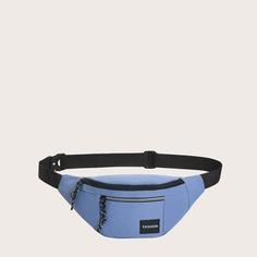 Регулируемый буква Круто Поясные сумки Shein