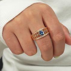 Изысканные кольца Shein
