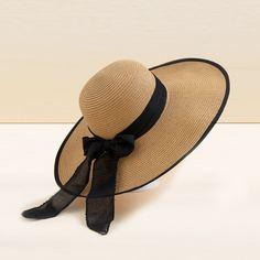 Шляпа с бантом для девочек Shein