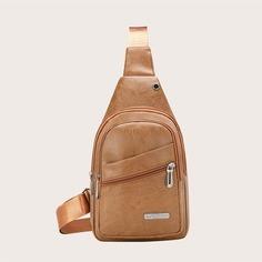 Мужская минималистичная сумка Shein