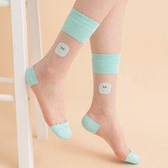 Сетчатые носки Shein