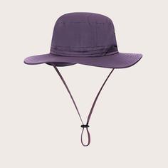 Мужская шляпа с широкими полями Shein