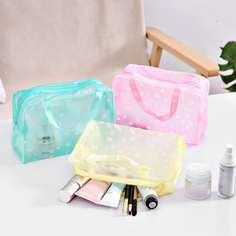 1шт случайная дорожная сумка для хранения с цветочным принтом Shein