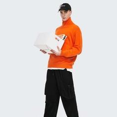 Карман Одноцветный Повседневный Мужские брюки Shein