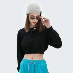 Короткий пуловер Shein