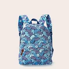 Рюкзак с принтом Shein