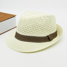 Мужская шляпа-федора Shein