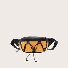 Регулируемый Детские поясные сумки Shein