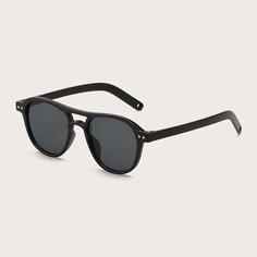 Детские солнечные очки с заклепками Shein