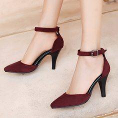 Остроконечные туфли-лодочки Shein
