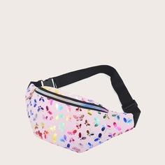 Регулируемый Животный Модный Поясные сумки Shein