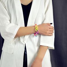 Контрастный браслет-цепочка Shein