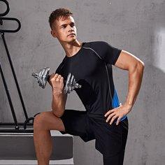 Мужская спортивная футболка Shein