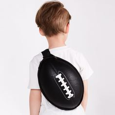 Детская поясная сумка в форме футбола Shein