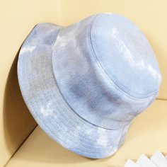 Мужская шляпа с принтом тай дай Shein