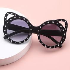 Детские солнцезащитные очки с декором из страз Shein