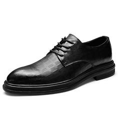 Мужские туфли на шнурке Shein