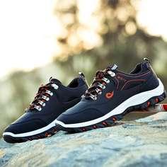 Мужские походные туфли на шнурках Shein
