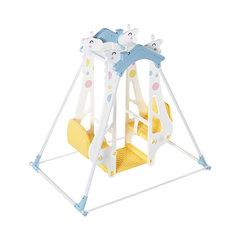 Качели Haenim Toy Жираф-Дракон для двоих детей