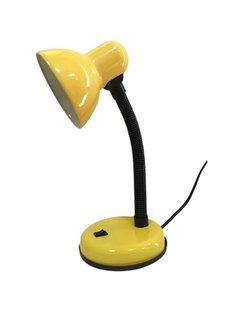 Светильник настольный, цоколь Е27 25051, желтый REV