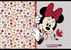 """Альбом для рисования 20л, А4, на скрепке Hatber """"Disney. Микки Маус"""" Greenwich Line"""