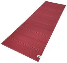 Adidas Складной коврик (мат) для йоги Reebok RAYG-11050RW