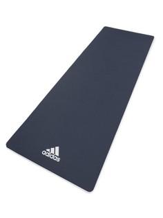 Adidas Коврик для йоги Adidas ADYG-10100BL цвет голубой