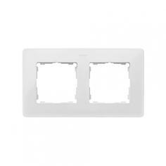 Рамка 2-ая Simon 82 Detail Белая