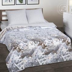 Комплект постельного белья евро поплин (Хранители снов) АРТПОСТЕЛЬ