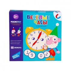 Настольная игра Dream Makers детская настольная Весёлые часы (маг.), разноцветный
