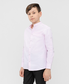Сорочка розовая Button Blue