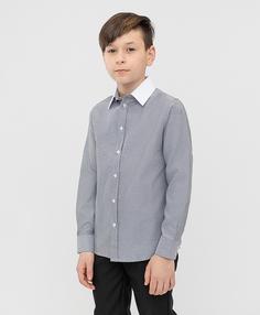 Сорочка серая Button Blue