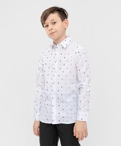 Сорочка белая Button Blue