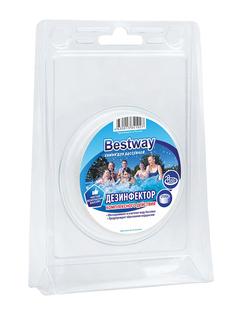Таблетки Bestway Chemicals Дезинфектор Медленный стабилизированный хлор 200g DK0.2TBW
