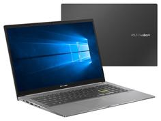 Ноутбук ASUS VivoBook S15 M533IA-BN290T 90NB0RF3-M06400 (AMD Ryzen 5 4500U 2.3 GHz/8192Mb/256Gb SSD/AMD Radeon Graphics/Wi-Fi/Bluetooth/Cam/15.6/1920x1080/Windows 10)