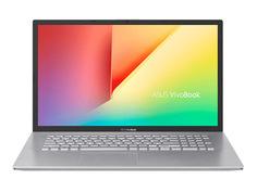 Ноутбук ASUS VivoBook 17 D712DA-AU077T 90NB0PI1-M06340 (AMD Ryzen 7 3700U 2.3GHz/8192Mb/512Gb SSD/AMD Radeon Vega 10/Wi-Fi/Bluetooth/Cam/17.31920x1080/Windows 10 Home 64-bit)