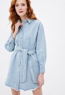 Платье джинсовое Francesco Donni