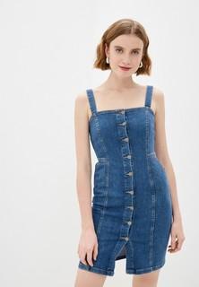 Платье джинсовое adL