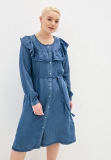 Платье джинсовое Vero Moda Curve
